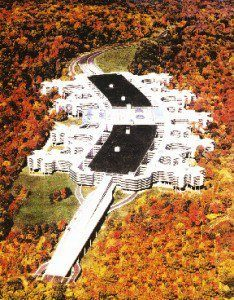 Image of overview of wedding venue in Danbury CT