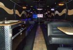 inside party bus image