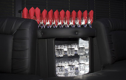 Picture of Party Bus Bar in Connecticut