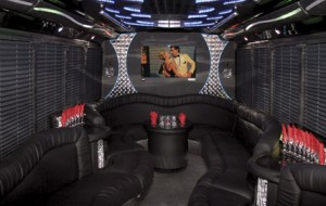 limo party bus in connecticut