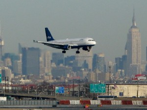 CT to Newark Airport