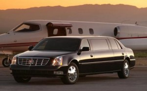 Limousine services to bring passengers to United photo