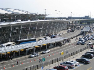 Workers at JFK Airport Picketed for their Rights image