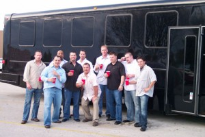 Limousine Service Key To A Bachelor Party Picture