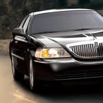 Luxury town cars photo