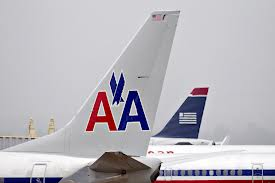 American and US Airways image