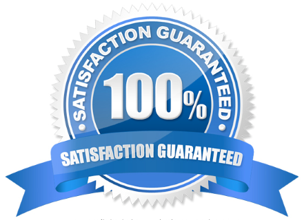 100% Customer Satisfaction Guaranteed Picture