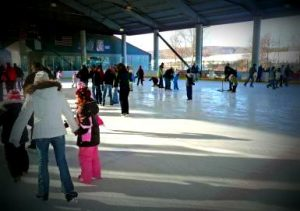 Simsbury Farms Ice Skating Rink
