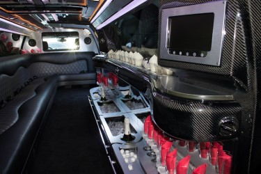 Interior Yukon Limo Picture